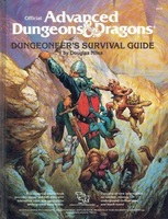 Image de ADVANCED DUNGEONS & DRAGONS Dungeoneer's Survival Guide