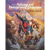 Image de Advanced Dungeons & Dragons - 1st Edition - Dungeoneer's Survival Guide