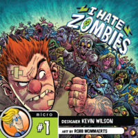 Image de I Hate Zombies