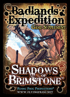 Image de Shadows of Brimstone - Badlands Expedition