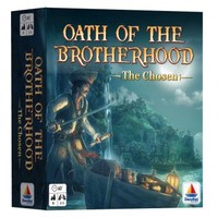 Image de Oath of the brotherhood : the chosen