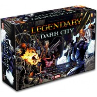 Image de Legendary : Marvel Deck Building - Dark city