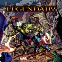 Image de Legendary Marvel : Pack