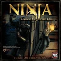 Image de Ninja : Legend of the Scorpion Clan