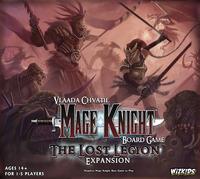Image de Mage knight: the lost legion