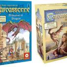 Image de Carcassonne : 03 - Princesse & Dragon