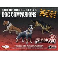Image de Zombicide dog companions