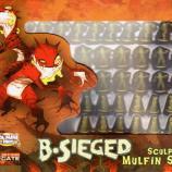 Image de B-Sieged - Darkness & Fury – Sculpted Mulfin Set