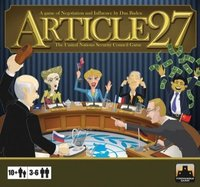 Image de Article 27: the Un Security Council Game