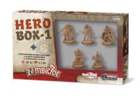 Image de Zombicide black plague Hero box 1