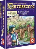 Image de Carcassonne : 06 - Comte, Roi & Brigand