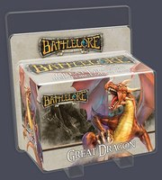 Image de BattleLore 2nd Edition - Great Dragon