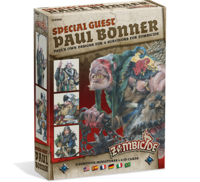 Image de Zombicide Black Plague - Special Guest Box - Paul Bonner