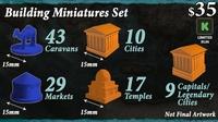 Image de Mare Nostrum : Empires - Batiments 3D