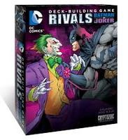 Image de DC Comics Deck Building Game Rivals Batman vs Joker
