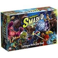 Image de Smash up : la grosse boite pour geek