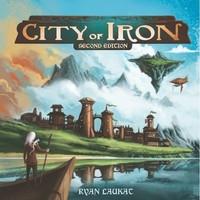 Image de City of Iron 2éme édition