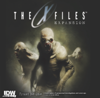 Image de The X-Files: Trust No One Expansion