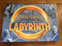 Image de Labyrinth - The Lord of the Rings