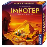 Image de Imhotep : Baumeister Agyptens