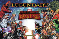 Image de Legendary : Marvel Deck Building - Secret Wars Expansion Volume 2