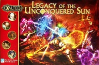 Image de Exalted Legacy of the Unconquered Sun