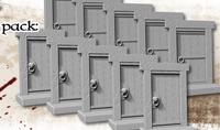 Image de Conan - Lot de portes