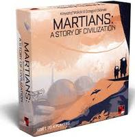 Image de Martians - A Story of Civilization