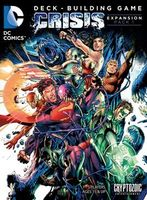 Image de DC Comics Deck-Building Game: Crisis Expansion Pack 1