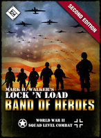 Image de Lock'n Load: Band of Heroes 2nd edition