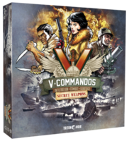 Image de V-commandos - Secret Weapons