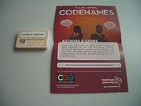 Image de Codenames : Cartes promotionnelles