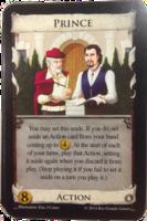 Image de Dominion - Goodies carte Prince