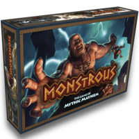 Image de Monstrous - The Game of Mythic Mayhem