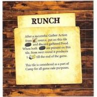 Image de Robinson Crusoe : Tuile The runch