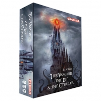 Image de The Vampire, the Elf & the Cthulhu