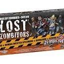 Image de Zombicide - ext LOST ZOMBIVORS  set 7