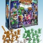 Image de Super Dungeon Explore - Ambush ! (pour Super Dungeon Explore et Ninja All Stars)