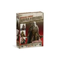 Image de Zombicide Black Plague - Special Guest Box - Stefan Kopinski