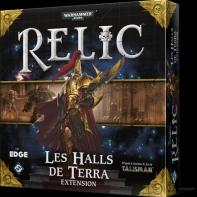Image de Relic: les halls de Terra