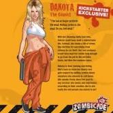 Image de Zombicide survivor Dakota