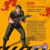 Image de Zombicide survivor Benny
