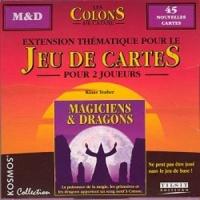 Image de Colons De Catane (jeu De Cartes) Ext. Magiciens et Dragons