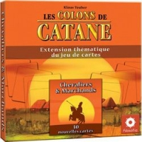 Image de Les Colons De Catane - Le jeu De Cartes : Chevaliers & Marchands