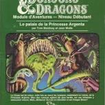 Image de Donjons & dragons - 1ère édition VF - Le Palais de la Princesse Argenta