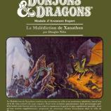 Image de Donjons & dragons - 1ère édition VF - La Malédiction de Xanathon