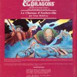 Image de Donjons & dragons - 1ère édition VF - Le Château d'Ambreville