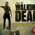 Image de The walking dead the best defense