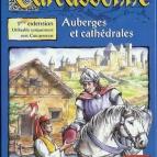 Image de Carcassonne : 01 - Auberges & Cathédrales