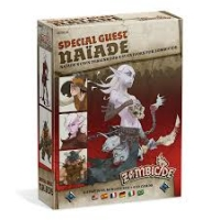 Image de Zombicide - Special Guest Box : Naiade